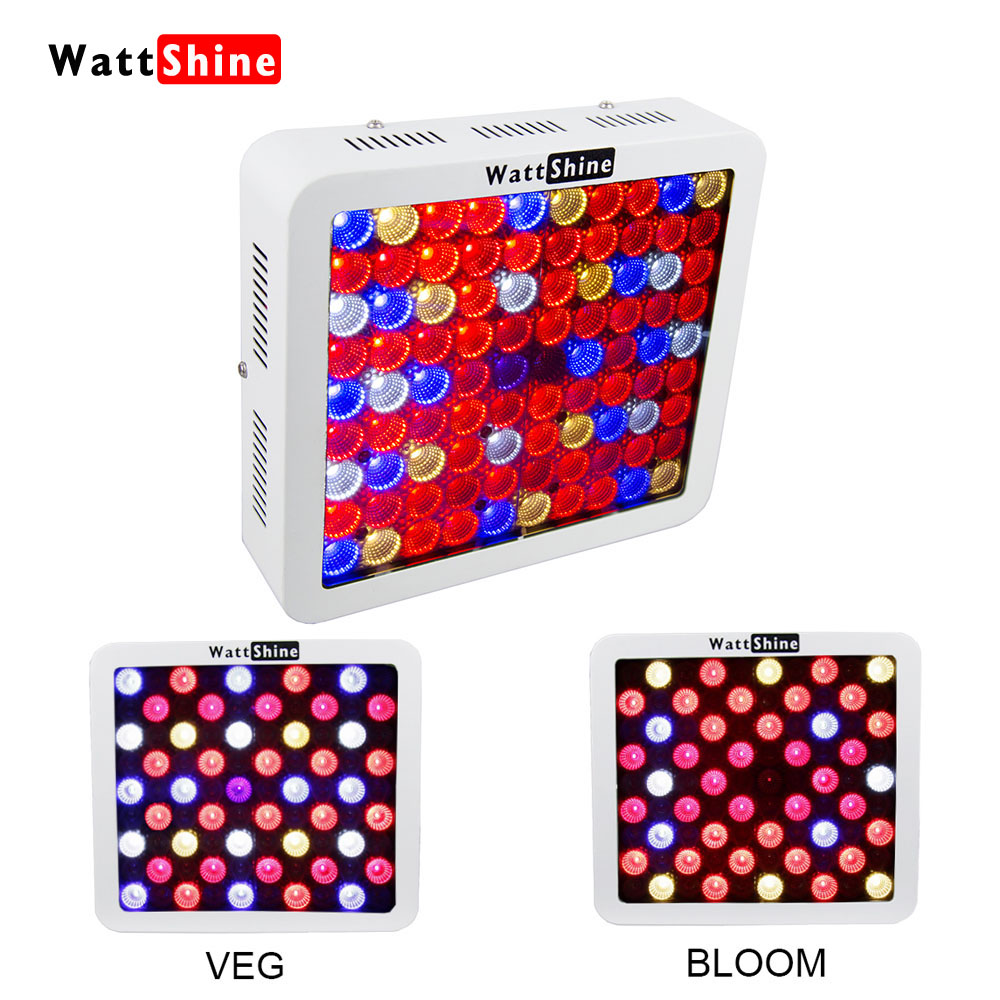 Daisy chain 900W led plant grow light Veg Bloom for Indoor plants Garden plant Hydroponics grow