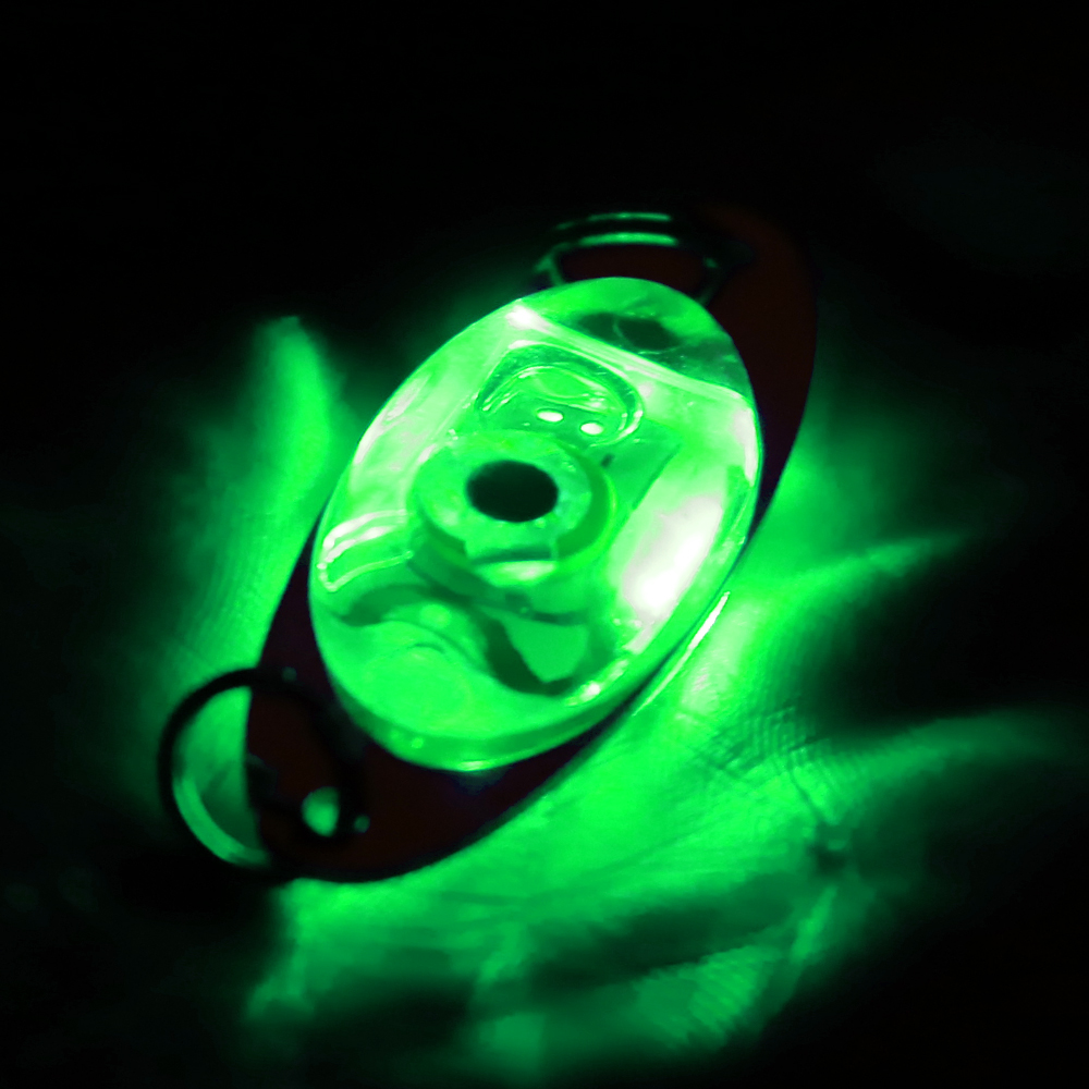 LED Bass Spoon Crank Saltwater Tackle New Lamp LED Deep