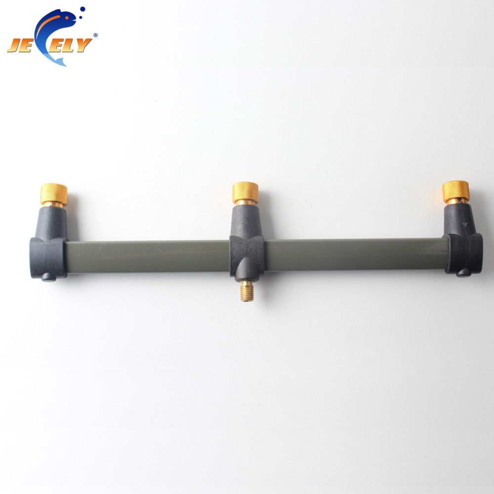 Free shipping 30cm or 50cm carp fishing buzz bar rod rest for Fish bite rod holders