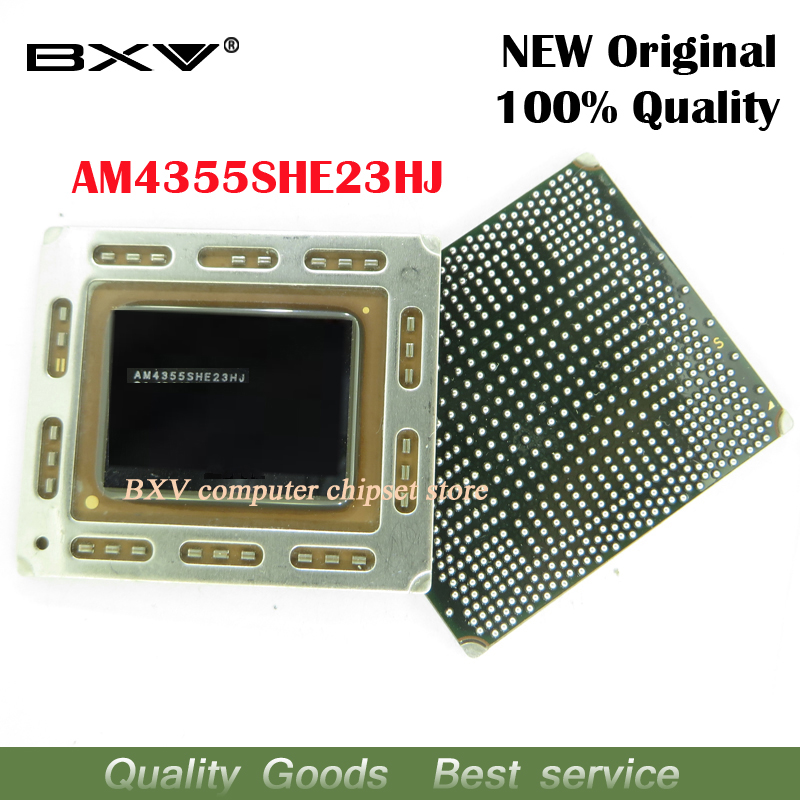 AM4355SHE23HJ A4-Series for Notebooks A4-4355M 100% new original BGA chipset free shipping with full tracking messageAM4355SHE23HJ A4-Series for Notebooks A4-4355M 100% new original BGA chipset free shipping with full tracking message