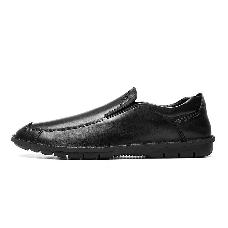 Inglaterra Preguiçosos Preto Vento Homens Casuais Calçados Sapatos Negócios De Dos Vestido wAx1qnOBY6