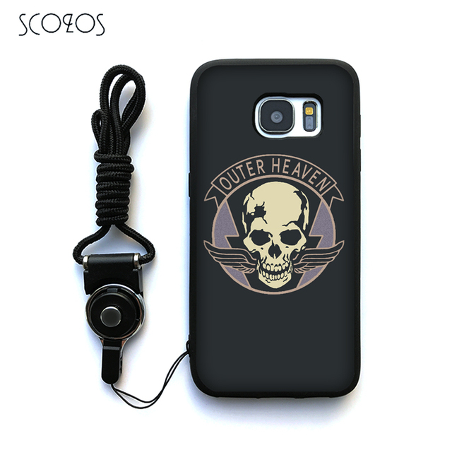 scozos outer heaven metal gear solid v the case for samsung galaxy rh aliexpress com Car Gear Shift Manual Pedals