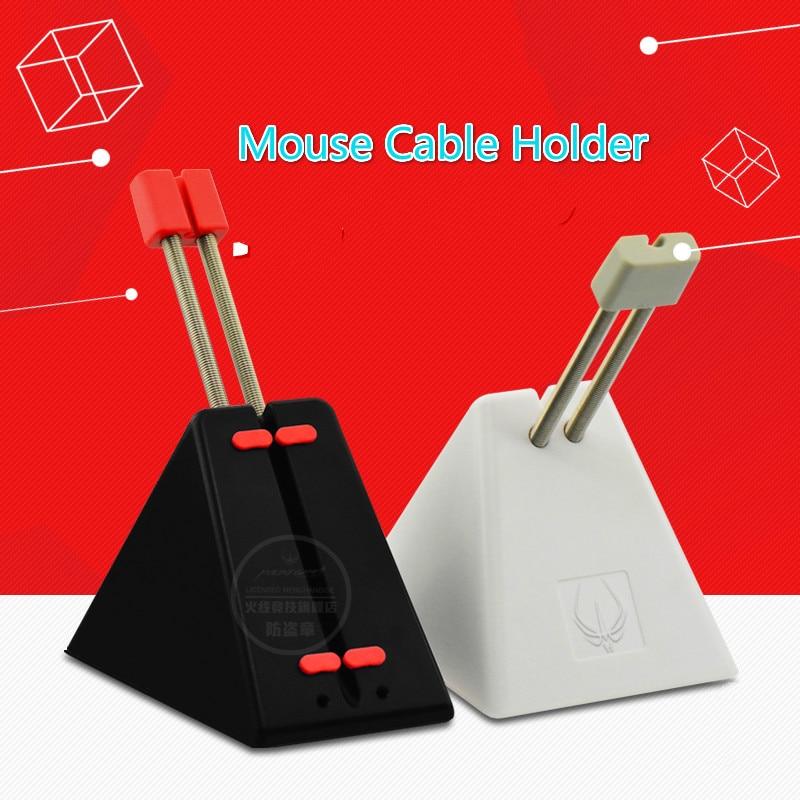 Nouveau Original Hotline jeux souris câble titulaire souris Bungee cordon Clip fil ligne support organisateur parfait accessoire pour les jeux