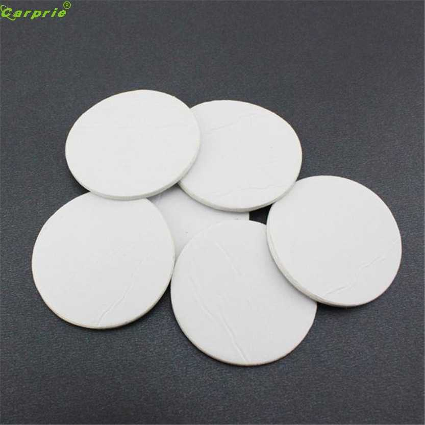 Cls 20PCS Adhesive Pad Double Sided Foam Sticker Mounting Tape 40mm Round sz0113 5lower
