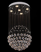 Modern Crystal Ceiling Italy Simply Lamp For Diningoom And Bedroom Luxury Hotel Rooms Lighting Guaranteed 100
