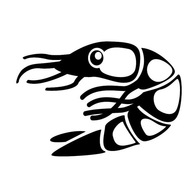 Seafood Diy Removable Tahan Air Stiker Dinding Untuk Ruang Tamu Diri Perekat Wallpaper Decal Dekorasi Dapur Rumah