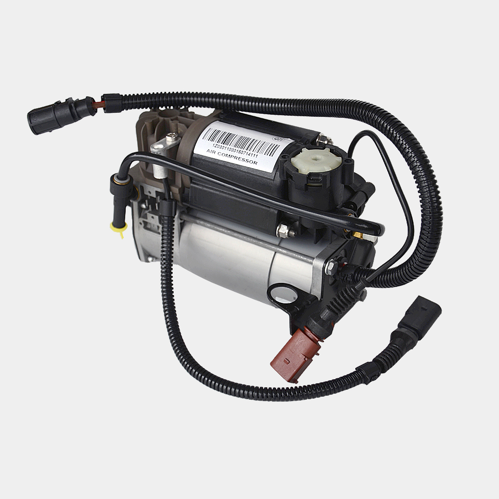 AP01 For <font><b>Audi</b></font> <font><b>A8</b></font> S8 Quattro (<font><b>D3</b></font>/<font><b>4E</b></font>) V6/V8 Air Suspension Compressor 4E0616007D 6/8 cylinder image