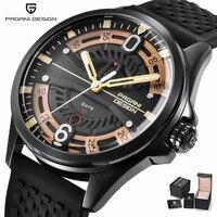 Relogio Masculino 2018 Creative Watch Men Sport Quartz Wristwatches Waterproof Rubber Strap Mens Watches Top Brand