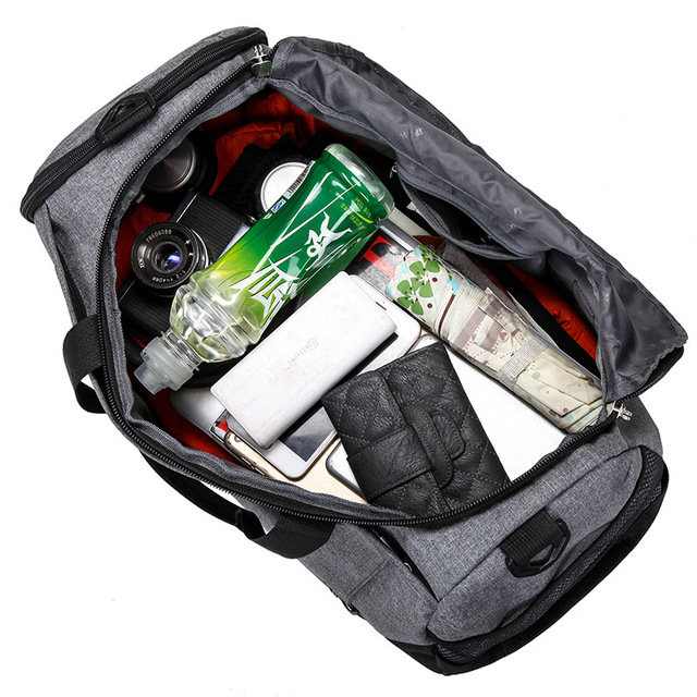 Nylon Large Capacity Travel Bag