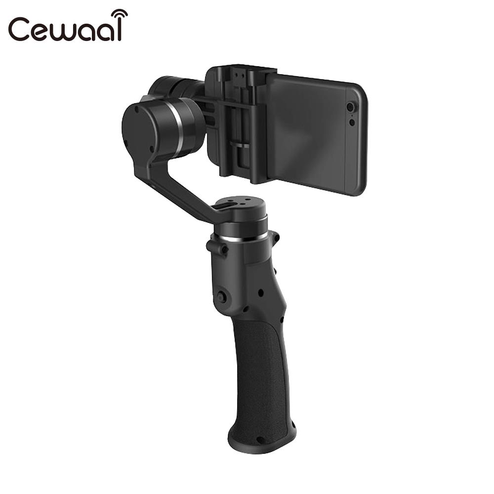 цены Camera Mount Anti-Shake Smooth Selfie Sticks Phone Stabilizer 3-Axis Smart Handheld Gimbal Face Tracking