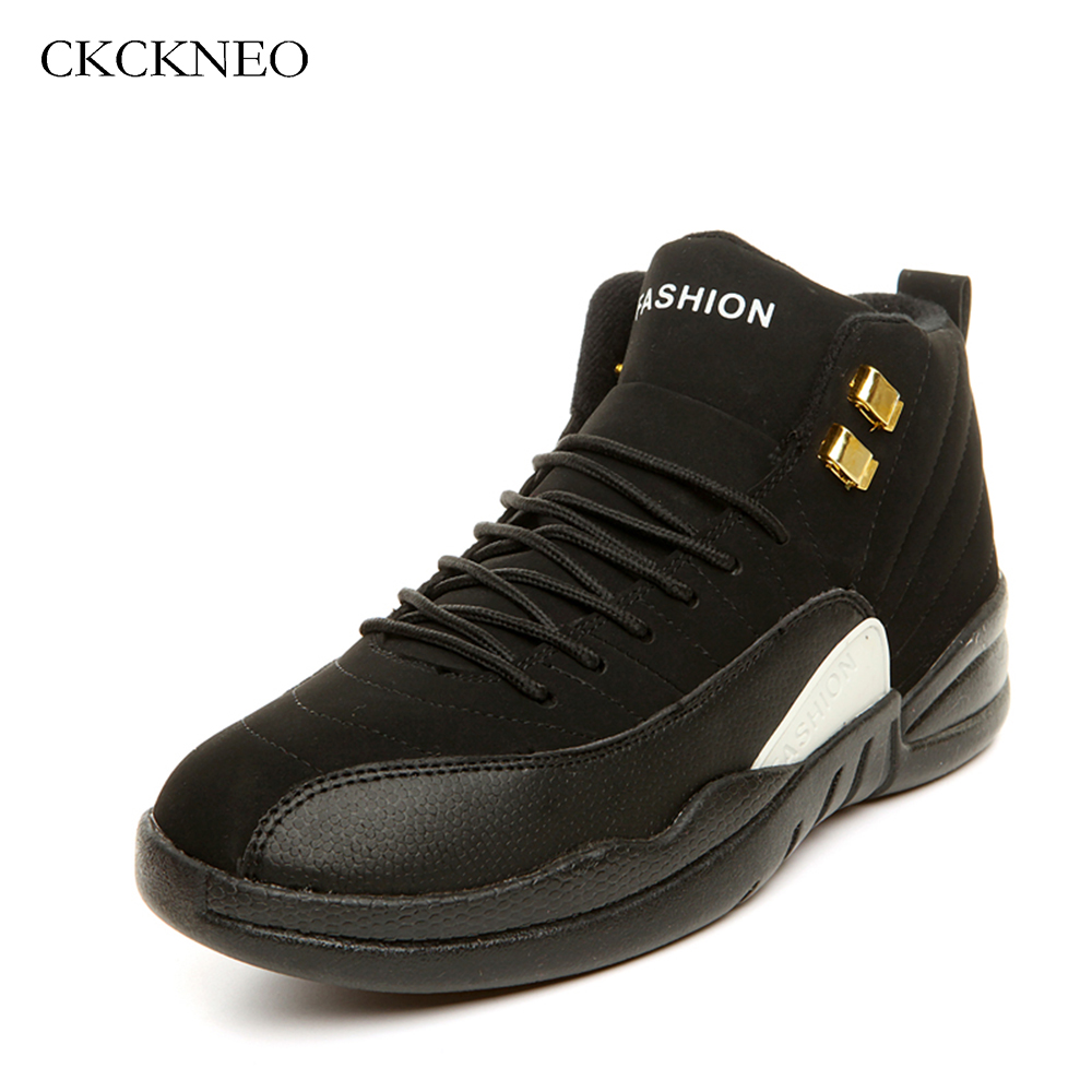 CKCKNEO 2017 Mens Basketball Shoes Air Leather Women