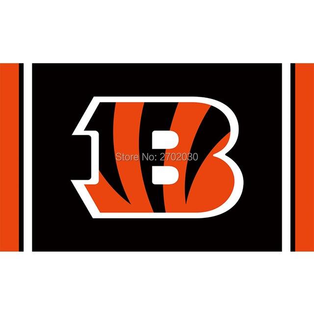 b black cincinnati bengals flag super bowl champions football team