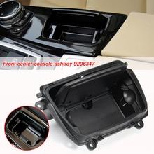 Audew черный Пластик центральной консоли пепельница в сборе Box Подходит для BMW 5 серии F10 F11 F18 520 51169206347