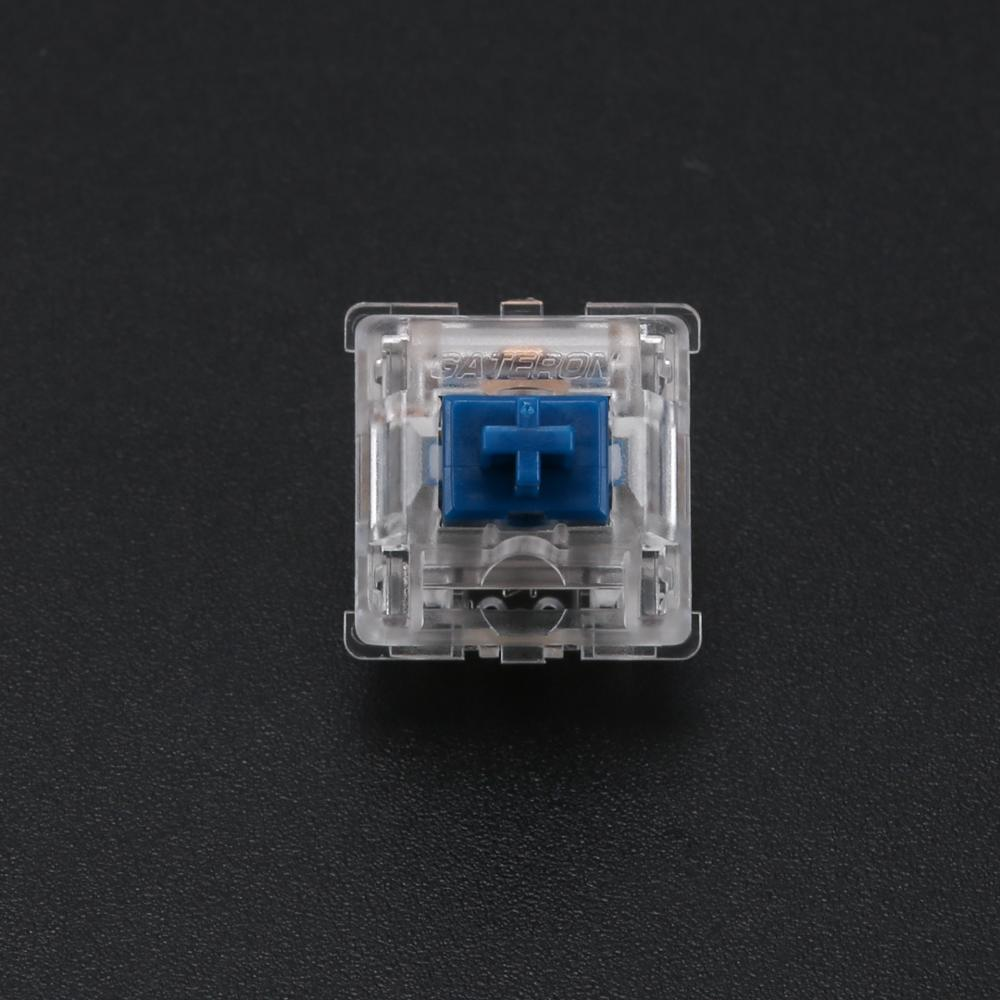 Zilents V2 Blue Switches 62g/65g/67g/78g For Customize Mechanical Keyboard