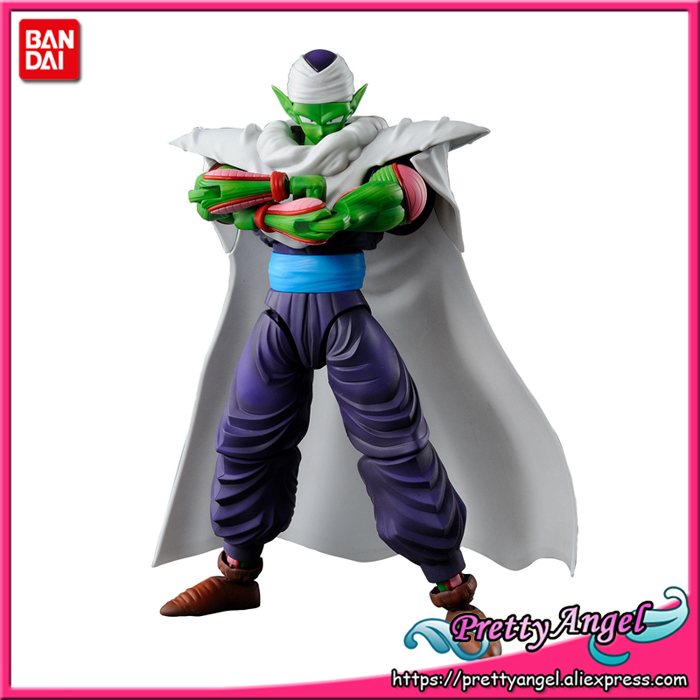 PrettyAngel Genuine Bandai Tamashii Nations Figure rise Standard Assembly Dragon Ball Z Piccolo Plastic Model Action