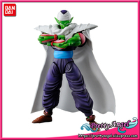 PrettyAngel Genuine Bandai Tamashii Nations Figure rise Standard Assembly Dragon Ball Z Piccolo Plastic Model Action Figure