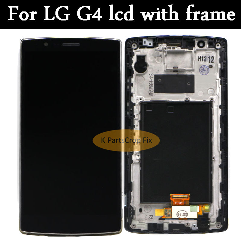 """100% Tested For 2560x1440 LG G4 LCD H815 LCD Touch Screen Digitizer Assembly For 5.5"""" LG G4 LCD H810 H811 lcd repair
