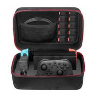 Large Protective EVA Case For Nintend Switch Keten Travel Pouch Storage Carrying Bag For Nintend Switch