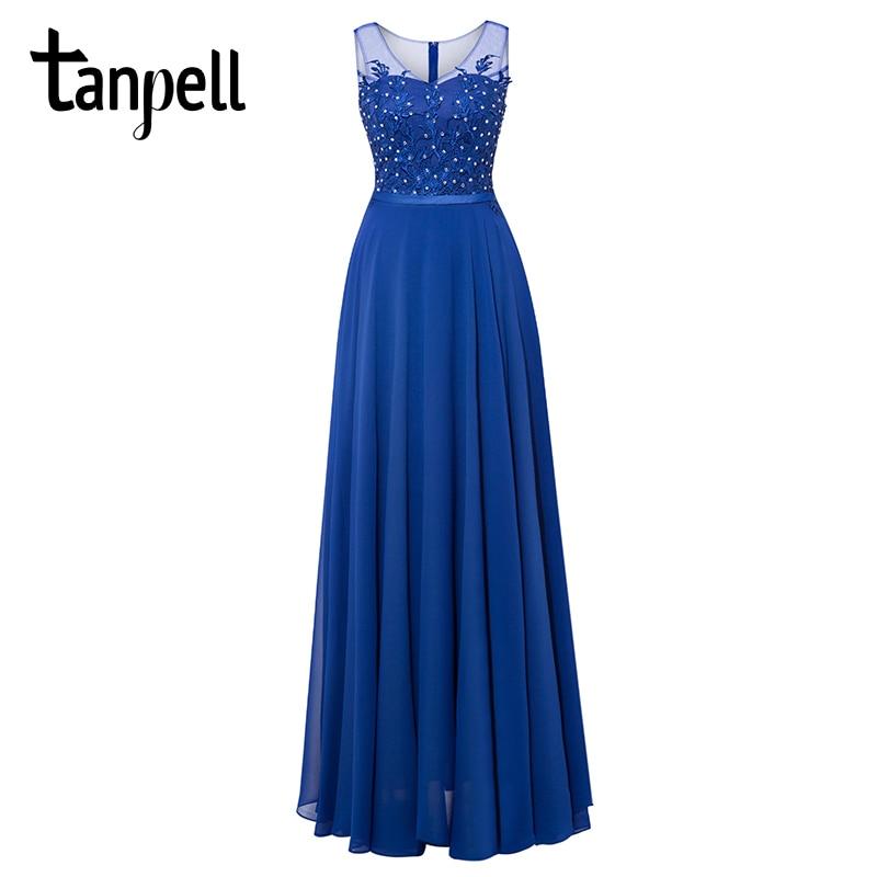 Tanpell μακρύ φόρεμα βραδιού σκουλαρίκια - Ειδικές φορέματα περίπτωσης - Φωτογραφία 1