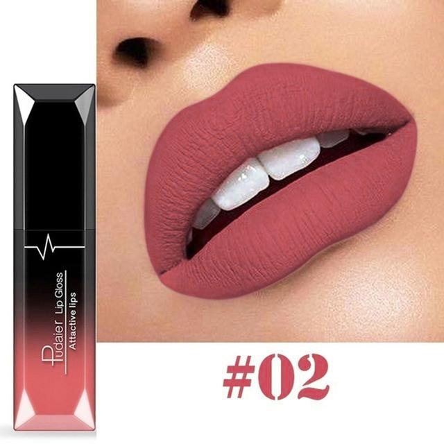 Matte Lipsticks Long Lasting