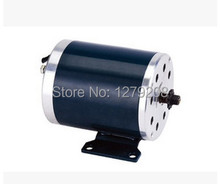 free shipping  MY1020   1000W  36V  motor ,brush motor electric tricycle , DC brushed motor, Electric Scooter motor brush motor 36v 450w my1020zxfh decelerating motor with fan for electric tricycle scooter unite motor