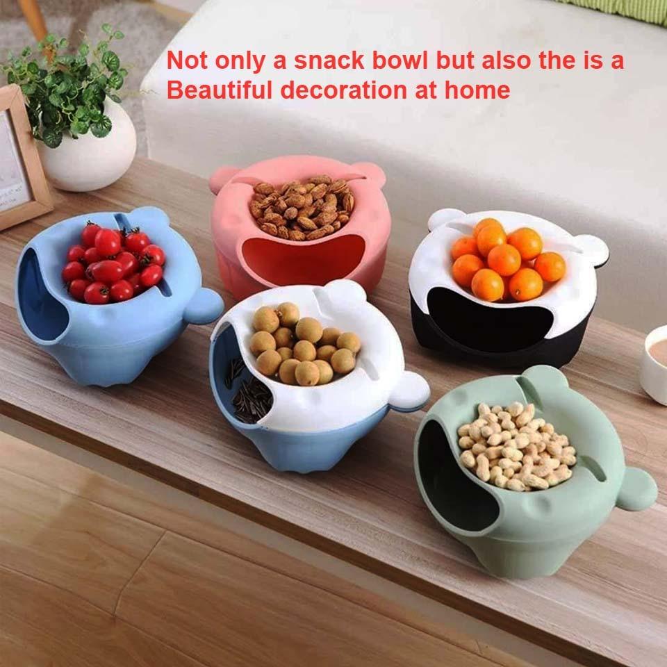 Streng 360 Drehen Spill-proof Schüssel Gerichte Geschirr Baby Snack Schüssel Lebensmittel Container Fütterung Kinders Unterstützen Lebensmittel Lagerung Von Lebensmitteln