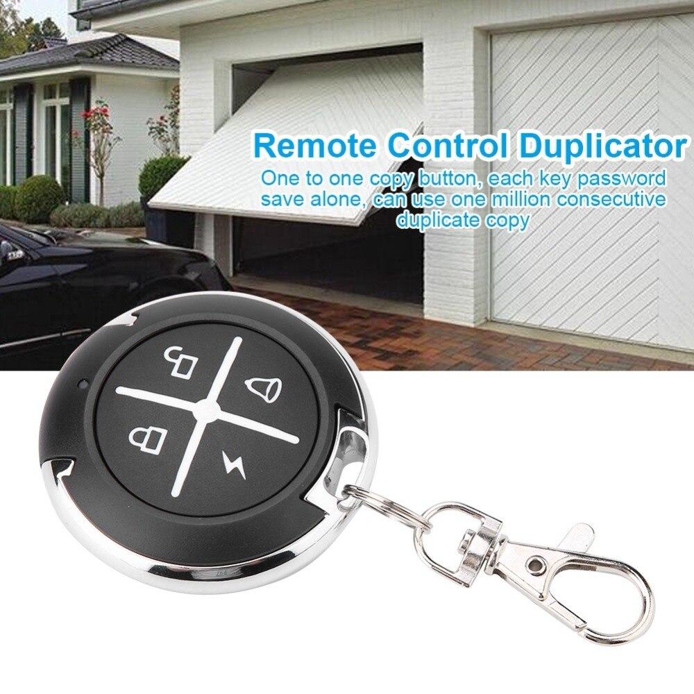 433MHz 4 Button Wireless Remote Control Duplicator Clone Electric Gate Garage Door Key ditec gol4c garage door gate remote control replacement duplicator