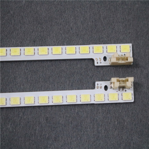 Image 3 - 2piece/lot FOR samsung 32 inch UA32D5000PR lamp BN64 01634A 2011SVS32_456K_H1_1CH_PV_LEFT44 1PCS=44LED 347MM Left and right