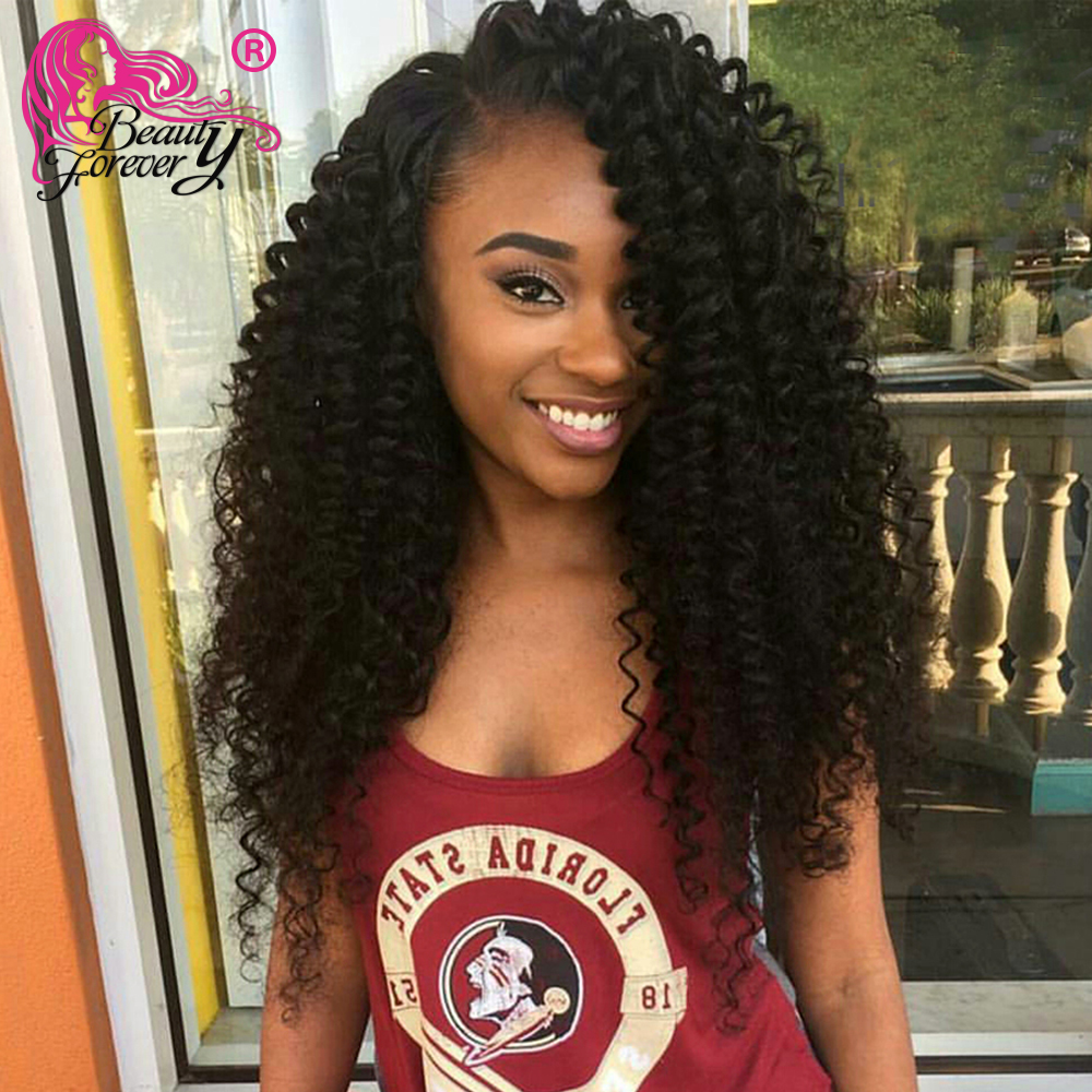 Beauty Forever Peruvian Virgin Hair Curly 7A Virgin
