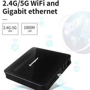 Image 3 - 점퍼 ezbox z8 미니 pc 인텔 아톰 X5 Z8350 1.44 ghz 2 gb/32 gb windows 10 미니 컴퓨터 2.4g/5g wifi 1000 m lan hdmi vga 출력