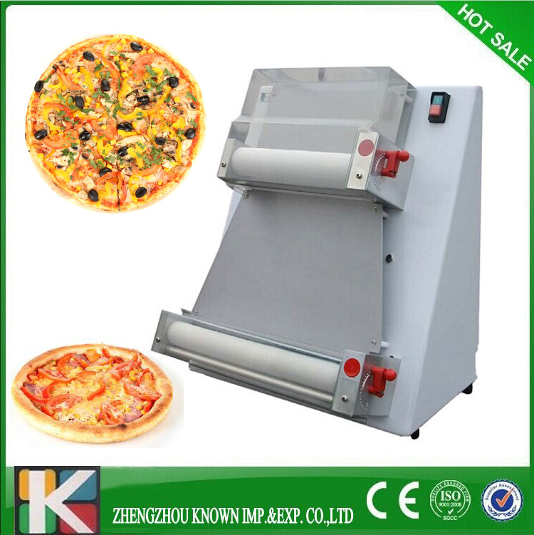 Pizza Dough Sheeter Machine/ Pizza Dough Press Machine for sale electric pizza dough press machine for rolling dough dough sheet making machine