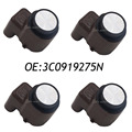 New 4pcs 3C0919275N PDC Parking Sensor VW Passat B6 Golf 5 Jetta Touran 3C0919275 3C0919275B