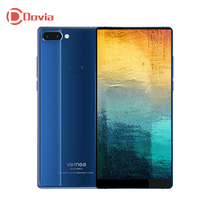 Vernee Mix 2 4G Smartphone 6.0 Android Octa Core 4GB 64GB Mobile Phone Dual Rear Cameras Fingerprint Scanner Touch Cellphone