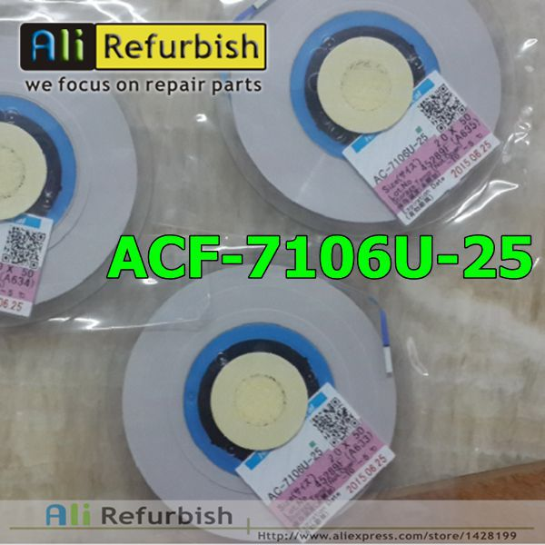 AC 7106U 25 ACF Film adhesive use for circuit board on FPC to PCB ...