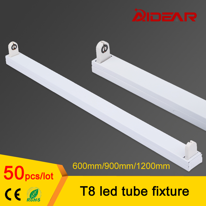 <font><b>t8</b></font> led fixture 1200mm/900mm/600mm, <font><b>T8</b></font> <font><b>tube</b></font> fixture/support/<font><b>bracket</b></font>, free shipping image