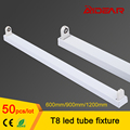 t8 led fixture 1200mm/900mm/600mm, T8 tube fixture/support/bracket, free shipping