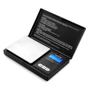 GASON Z2 Точные Цифровые Электронных весы 200 г х 0.01 г