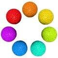 Cambio de 7 Colores Preciosa Bola de Cristal LED Lámpara Mágica Lámpara de la Batería Luz de La Noche Para El Regalo De Navidad Sala de Decoración de Boda