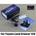 Car Laser luz de nevoeiro para Toyota Land Cruiser LC 120 Prado LC120 2002 ~ 2009 / automóveis acessórios luzes da placa de licença instalado