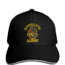 3b901205 funny Baseball cap men novelty cap Hogwarts Alumni Adult cap(China)