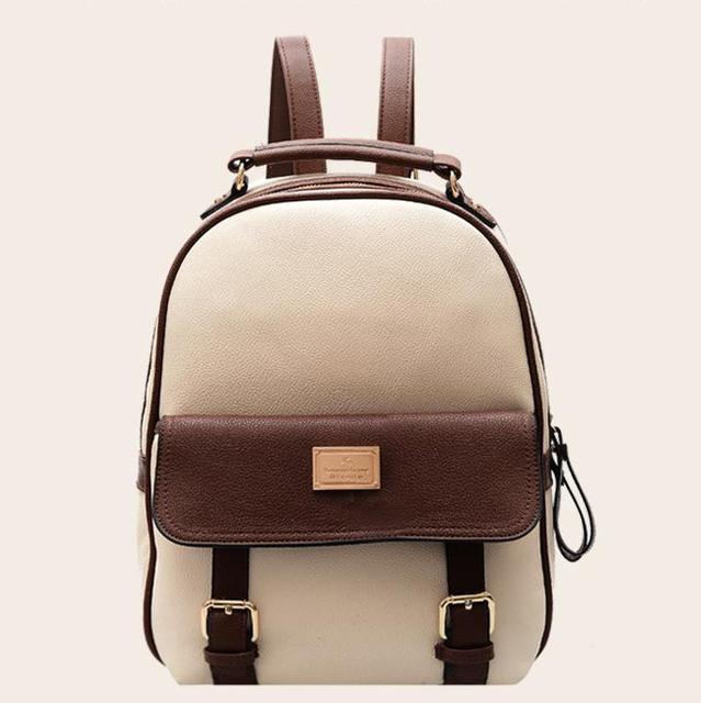 New Arrivals Women Backpacks Fashion Vintage Backpacks for Teenage ...
