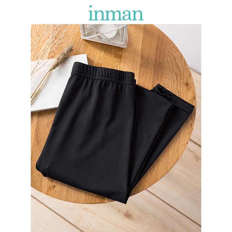 INMAN New Arrival Basic All Matched Slim Long Women Leggings