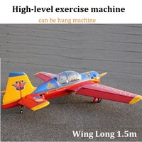 6CH EPO World Famous Machine YAK54 Standard Version Of Electric Remote Control Model Aircraft PNP Version