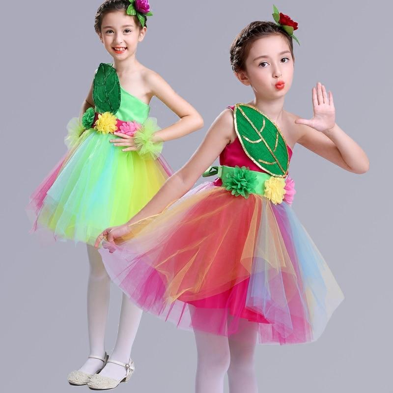4eeefb3c9 New children s princess skirt Tutu Skirt Costume Girls colorful ...