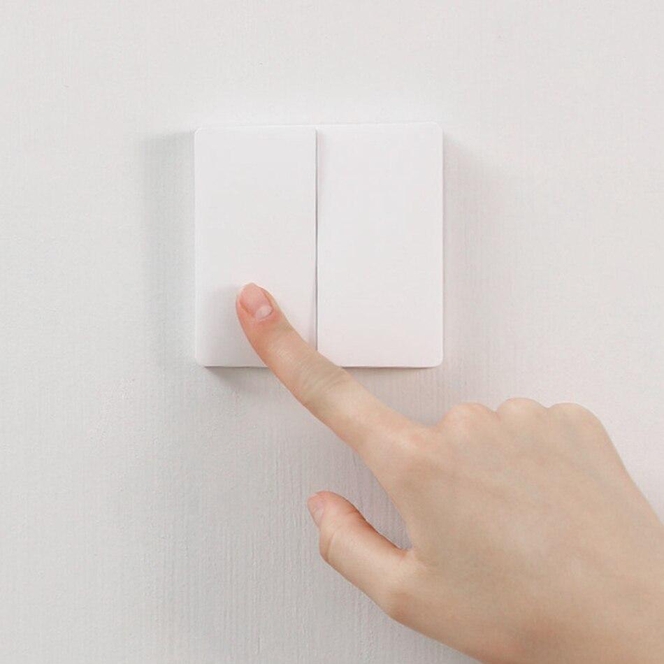 2018 Xiaomi Aqara Upgrade Wireless Switch Double Button Key