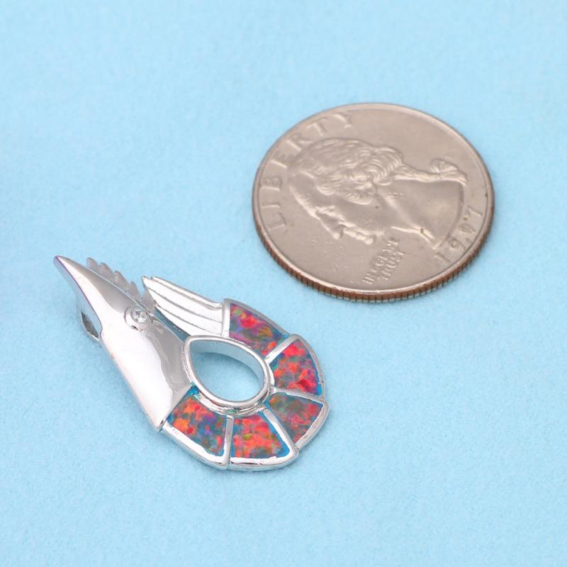 Echtes reines Silber 925 des heißen Verkaufsgarnelenentwurfs - Edlen Schmuck - Foto 4