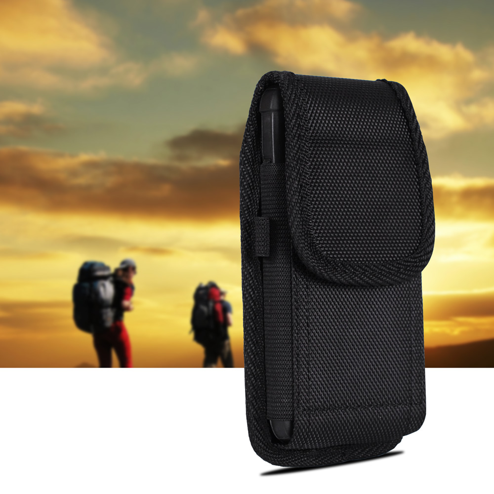 LANCASE Smartphone Pouch Belt tas pinggang untuk smartphone belt - Aksesori dan suku cadang ponsel - Foto 6
