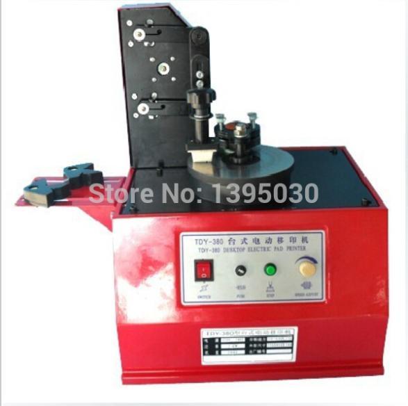 Imprimante de tampon de TDY-380, machine d'impression de date, machine de codage d'encre 110 V/220 V