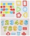 Дети Цифровой 26 Письмо Номер Символ Пластилин Плесень Инструменты Игрушки Пластилин Играть Doh Плесень Глины Инструменты Плесень Полимерной Глины Игрушки