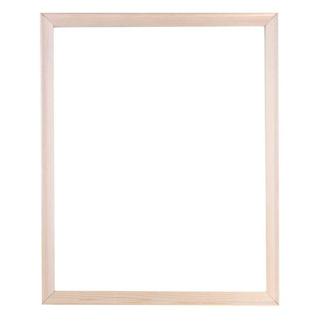 40 50 cm natural wood frame canvas painting picture factory provide